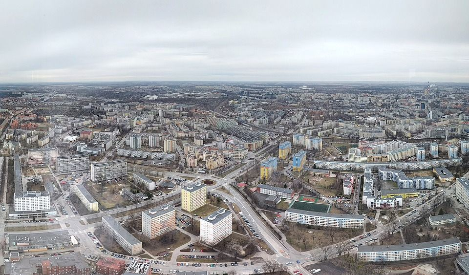 Wrocław - nieruchomości w śródmieściu