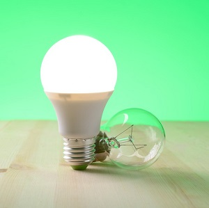 Energooszczędne oświetlenie żarówkami LED